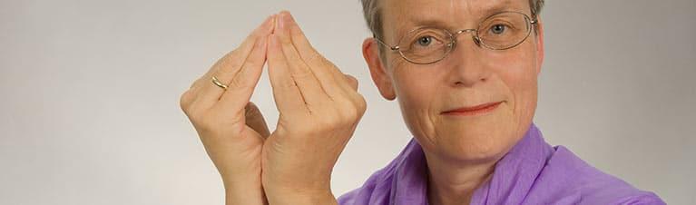 Fingeryoga - auch Mudras genannt